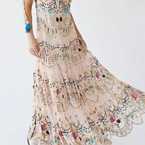 "FREE PEOPLE ""Rosalie Maxi Dress"" NWT (:"